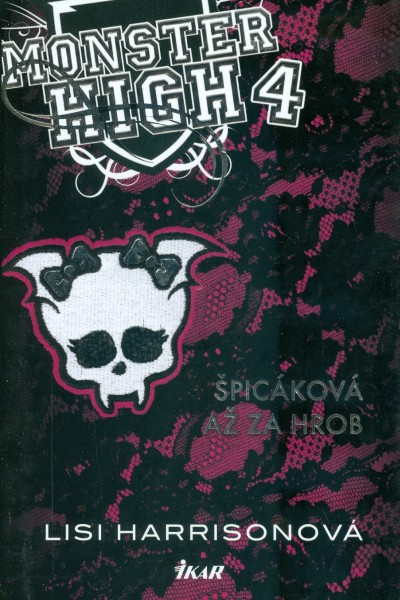 4. diel série Monster High